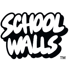Secret Walls' younger sibling for 12-16 yr olds, using schools as live workshops.
