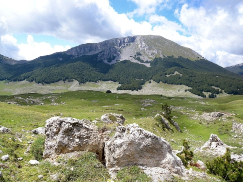 Apennine Mountains in Italy
