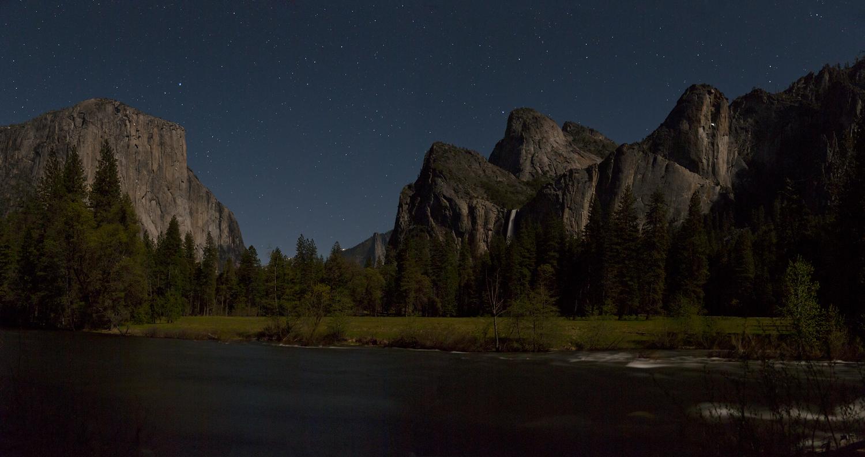 Silent, Gazing, Pondering. Yosemite NP, 2010