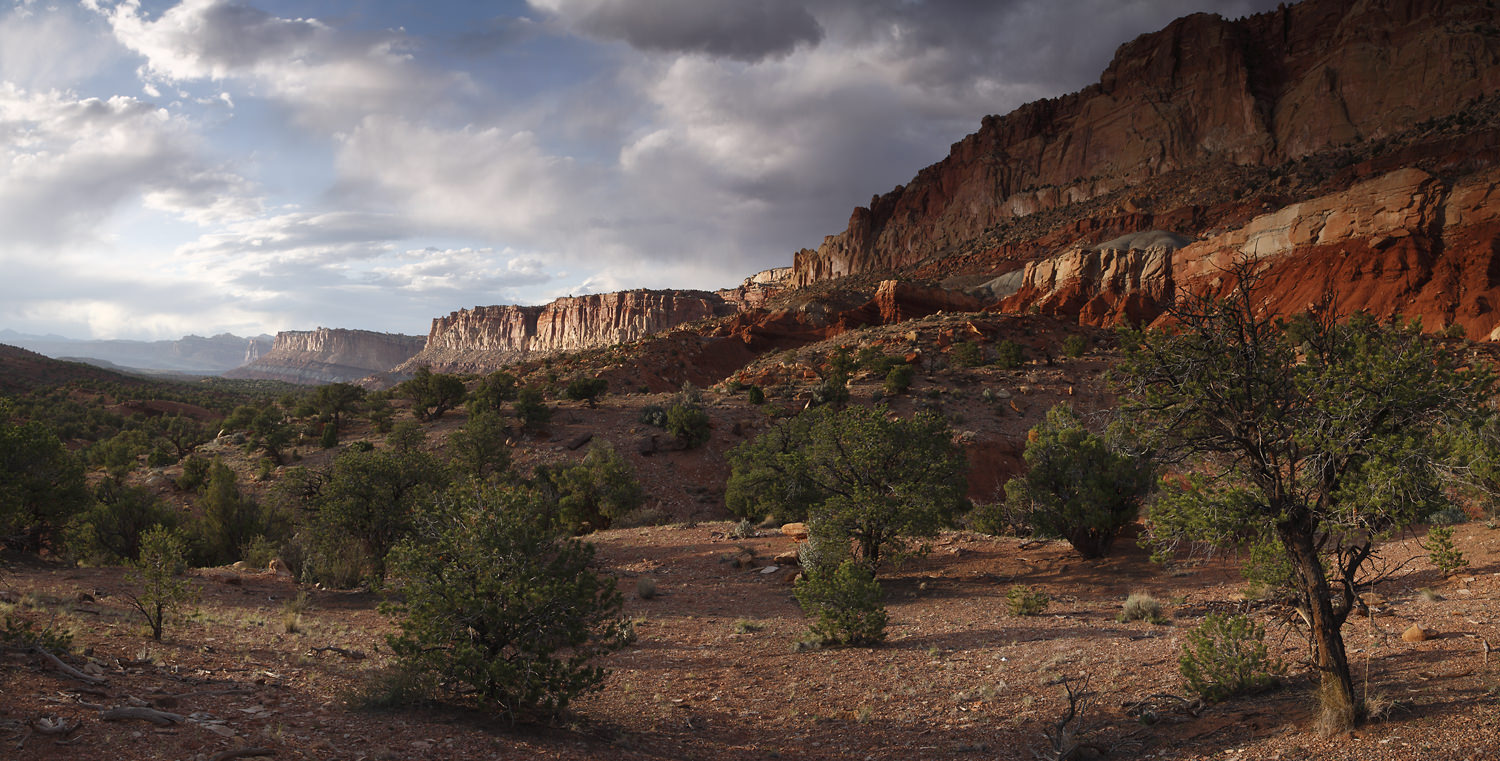 Waterpocket Fold, Capitol Reef NP