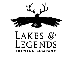 Lakes & Legends Brewing Company logo