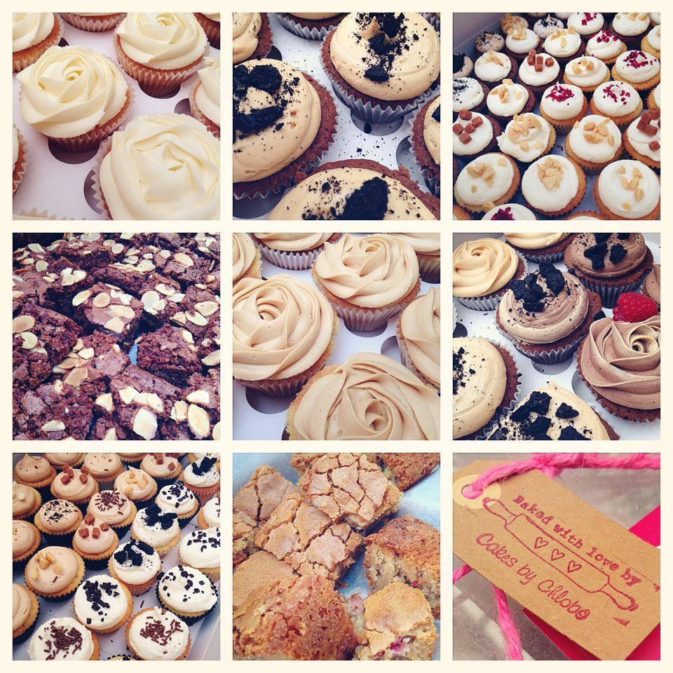 Dessert Cupcakes & Bakes