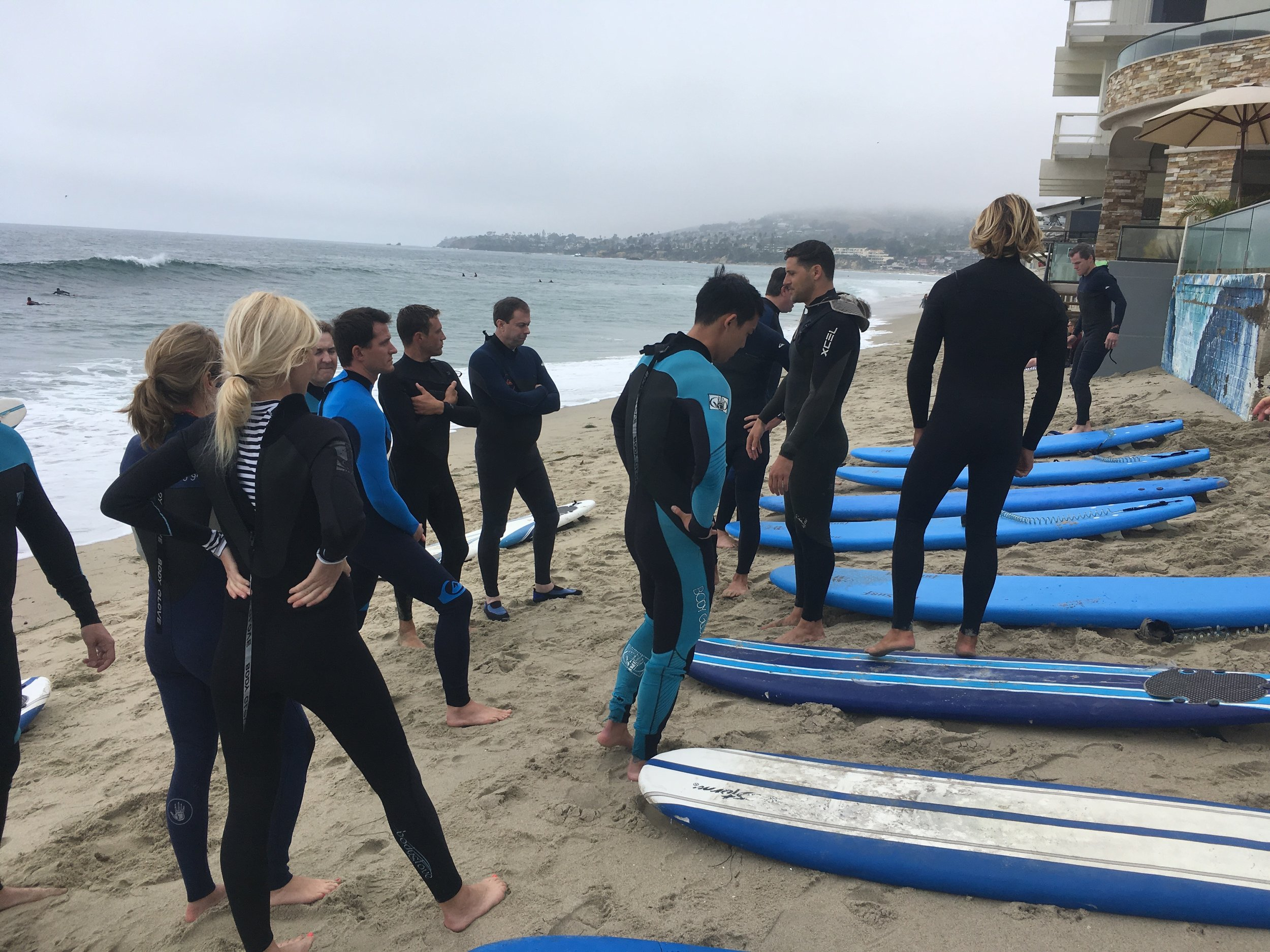 Surf Lessons -