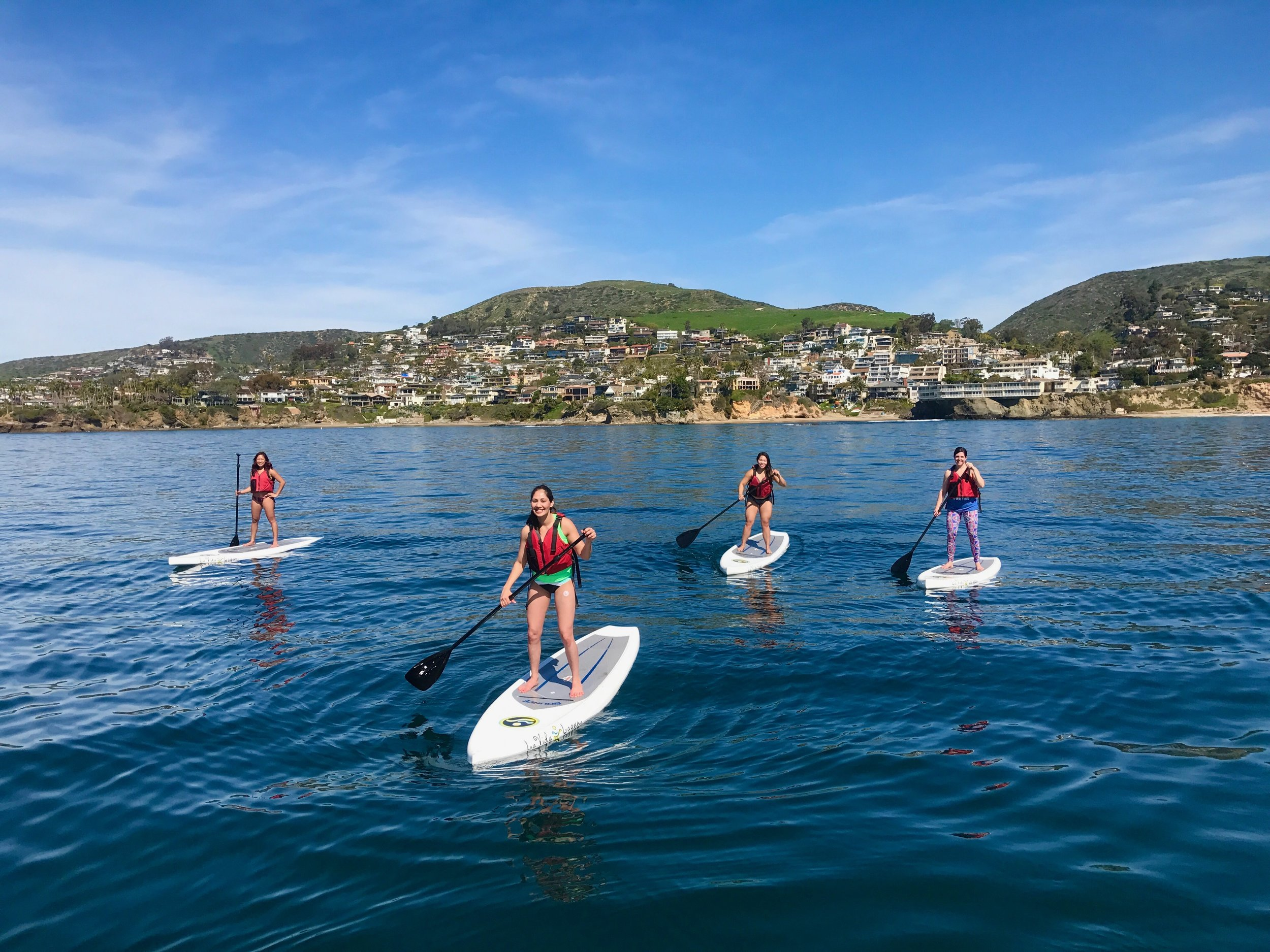 Paddle Board Tours -