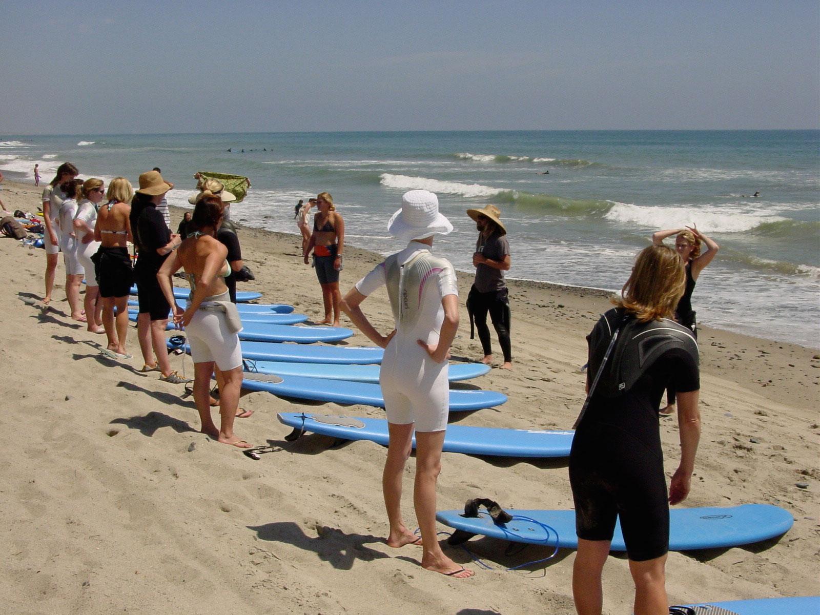surf lessons in laguna beach