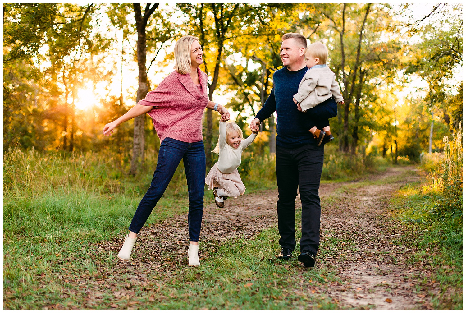 The Woods' // Outdoor Family -
