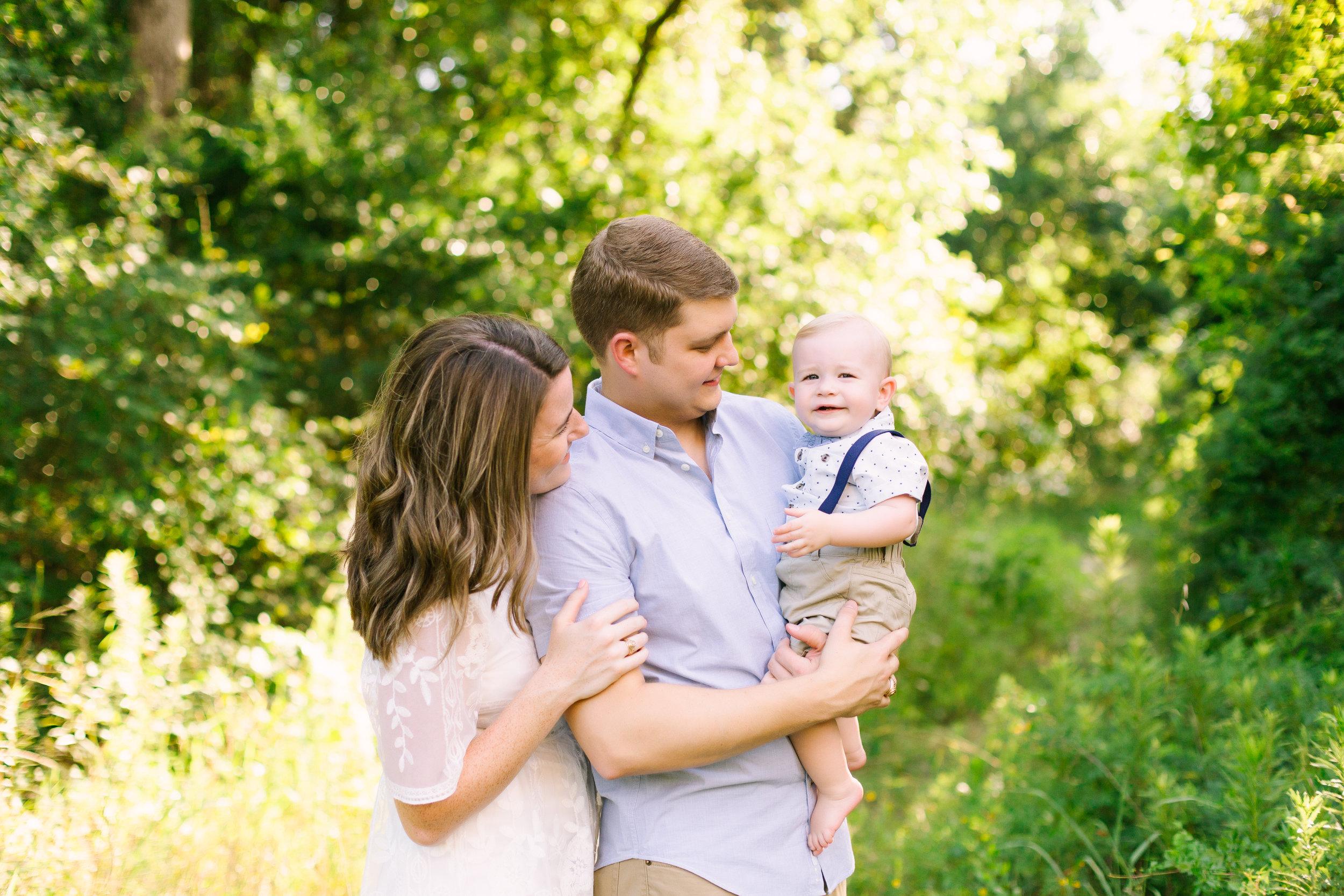 The Elias' // Outdoor Family -