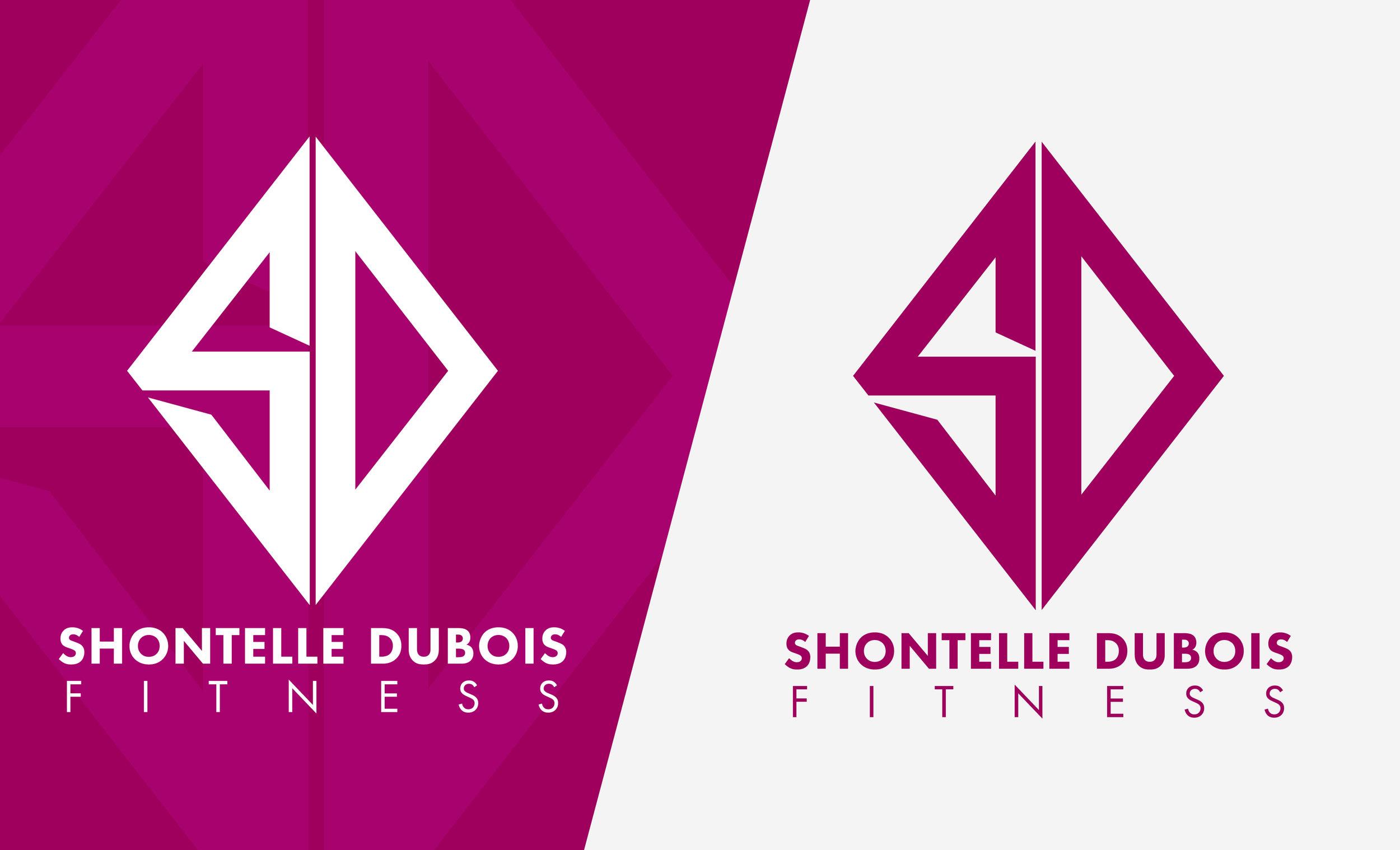 Shontelle Dubois Fitness Logo Main.jpg