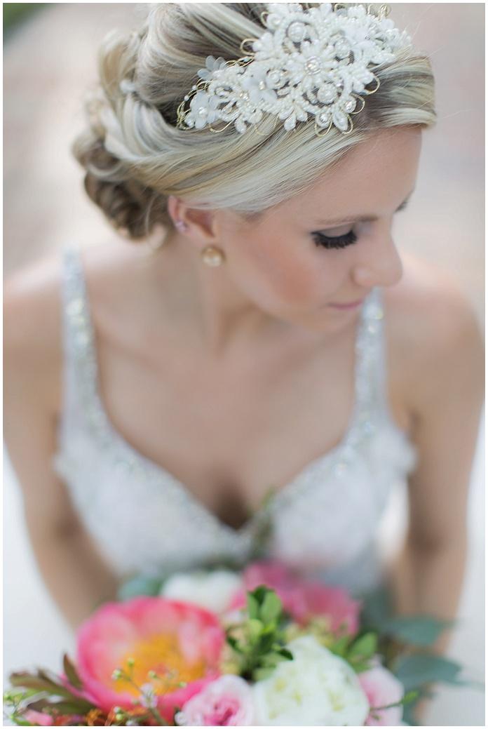 Garden Affair Styled Bridal Shoot  |  PSJ Photography