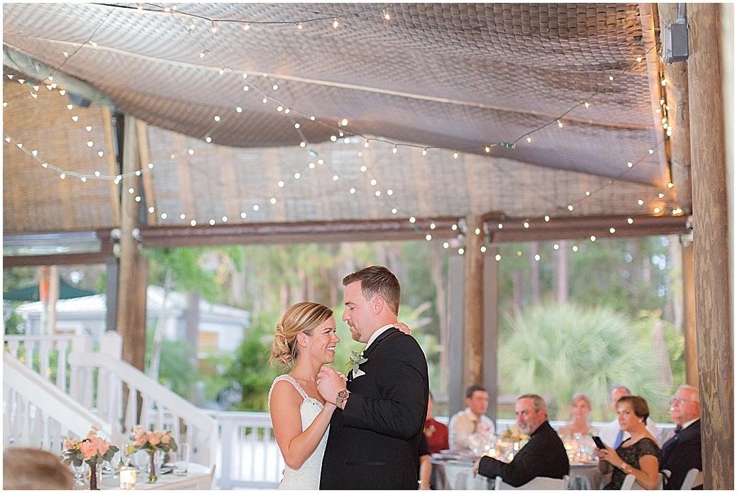 Paradise Cove Wedding     Orlando Florida     Winter Wedding    Grey and Blush    PSJ Photography