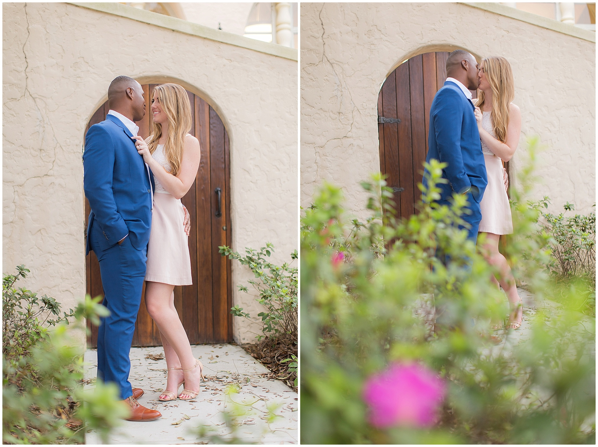 Rollins College Engagement Session in Winter Park