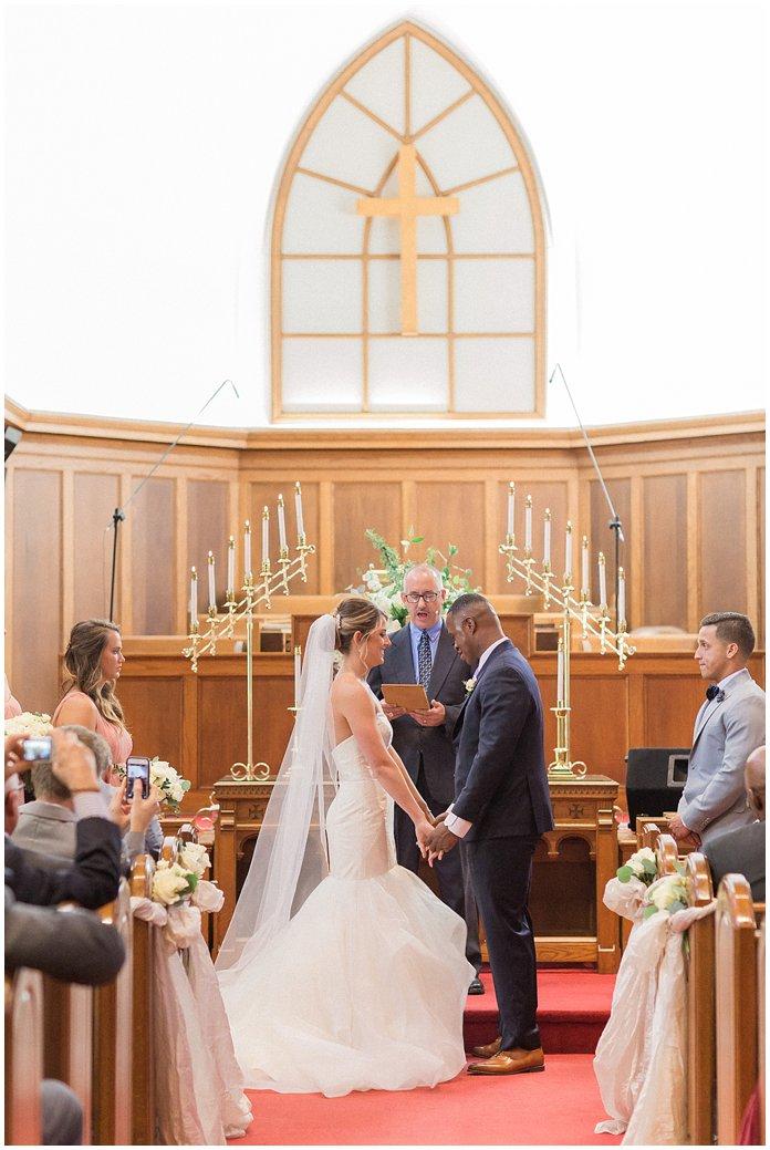 Grace United Methodist Church Wedding in St Augustine
