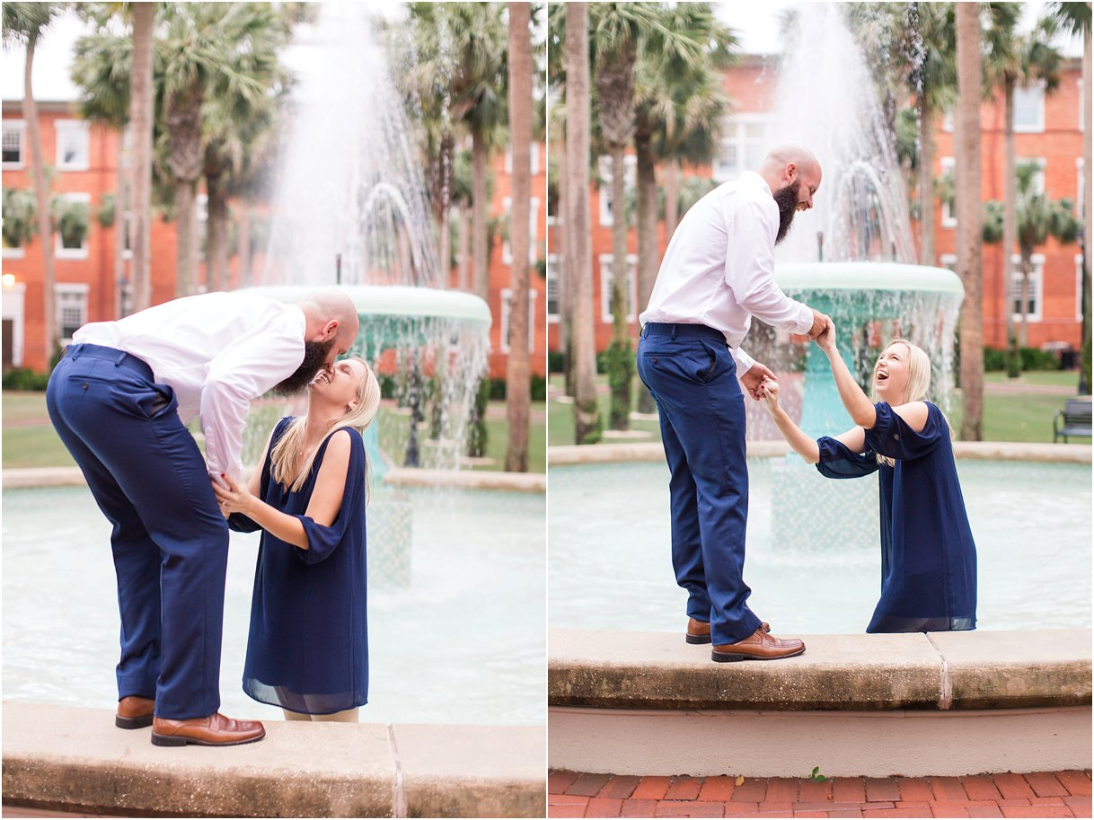 Stetson Florida Engagement Session Tampa St Augustine DeLand2.jpg