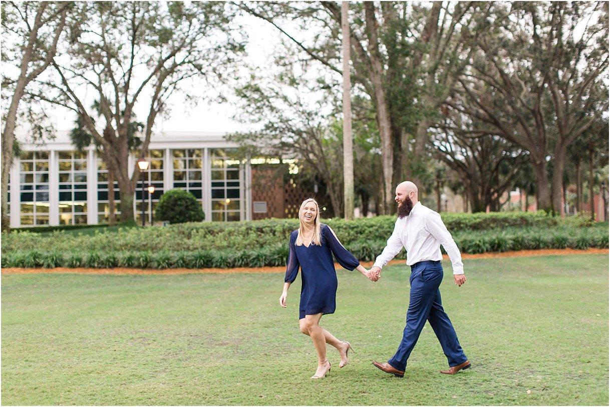 Stetson Florida Engagement Session Tampa St Augustine DeLand6.jpg