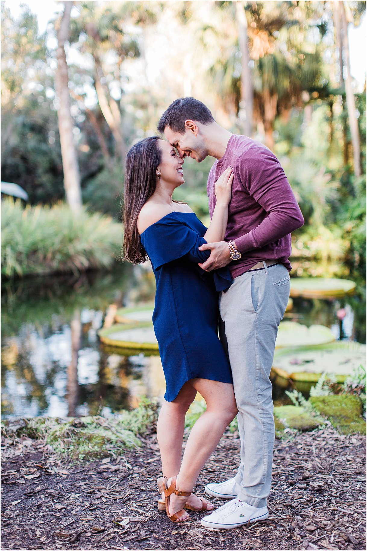 Bok Tower Engagement Session Fall Florida Tampa St Augustine DeLand Wedding Photographer8.jpg