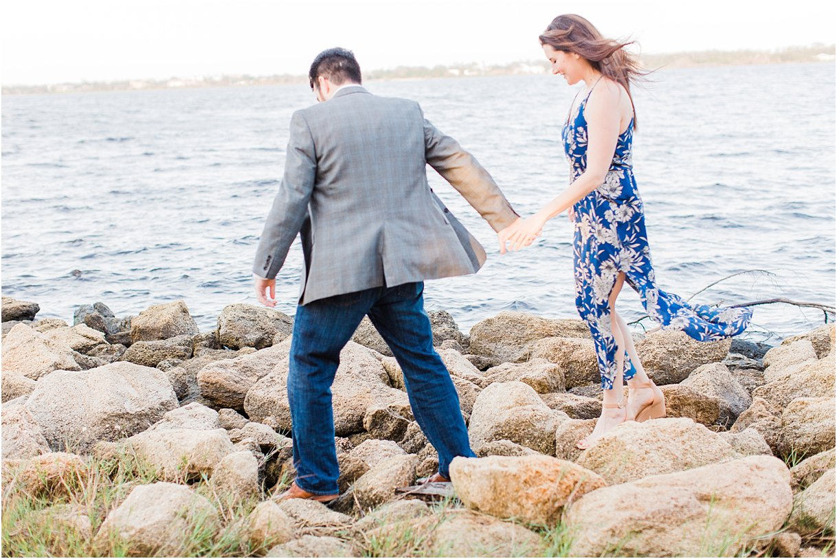 Tomoka Park Ormond Beach Florida Engagement Session Orlando Wedding Photographer PSJ Photography3.jpg