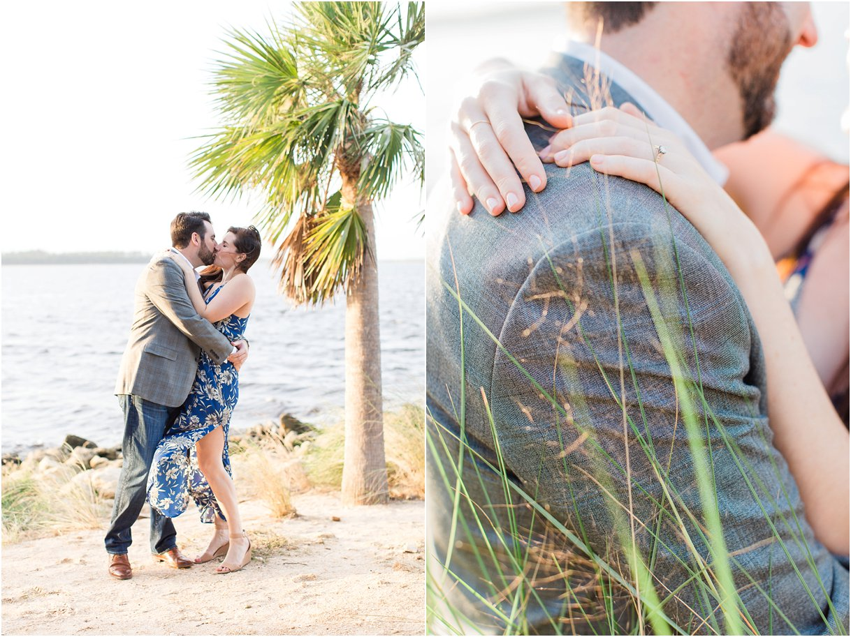 Tomoka Park Ormond Beach Florida Engagement Session Orlando Wedding Photographer PSJ Photography4.jpg