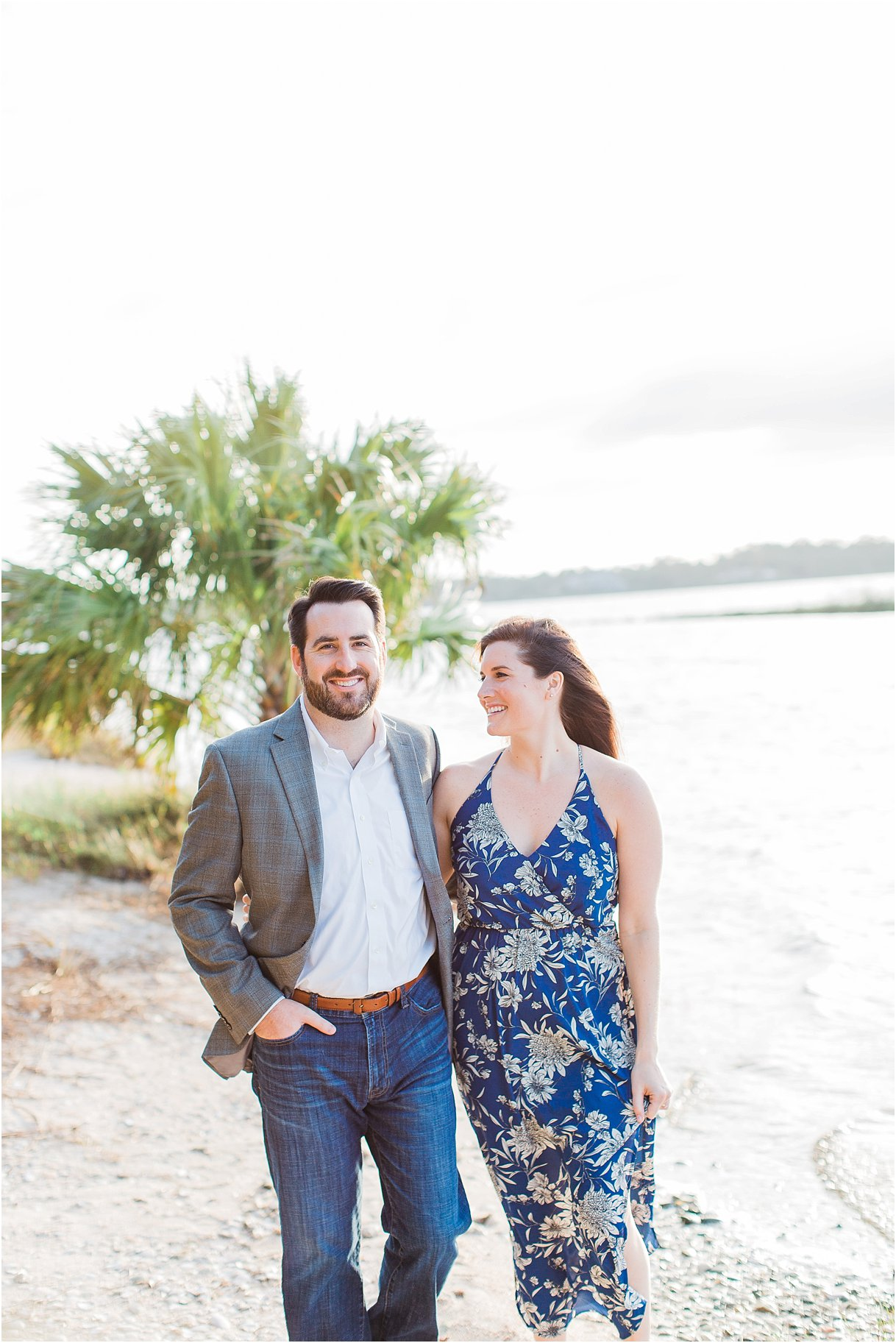 Tomoka Park Ormond Beach Florida Engagement Session Orlando Wedding Photographer PSJ Photography8.jpg