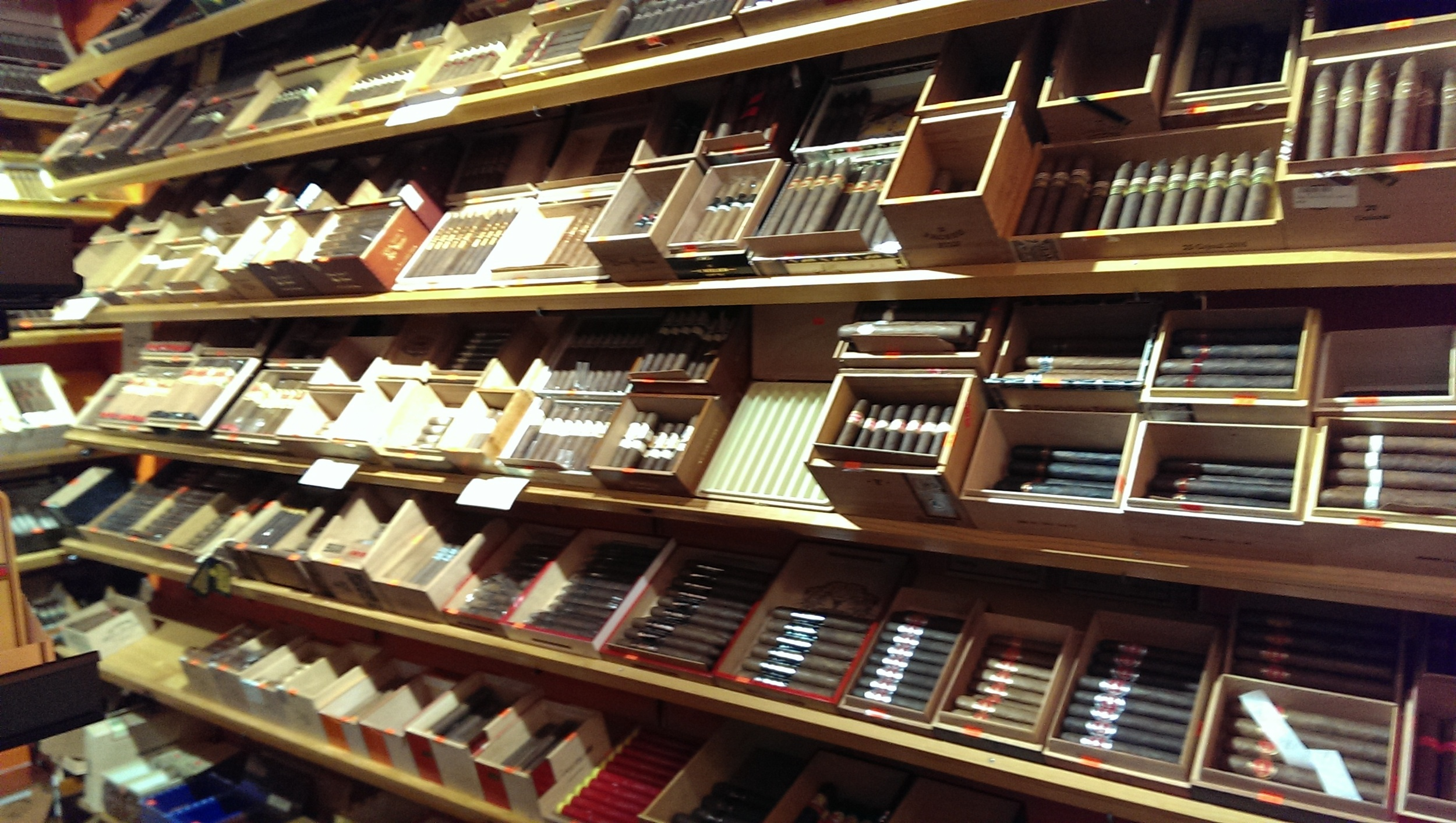 Cigars!? oh my.
