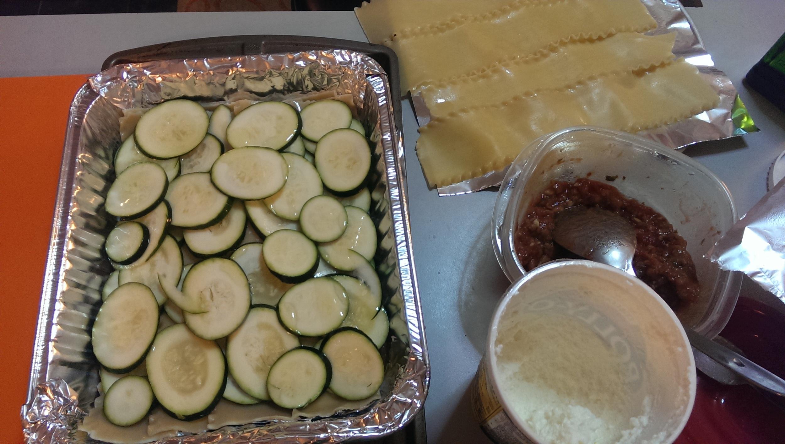 lasagne setup 2