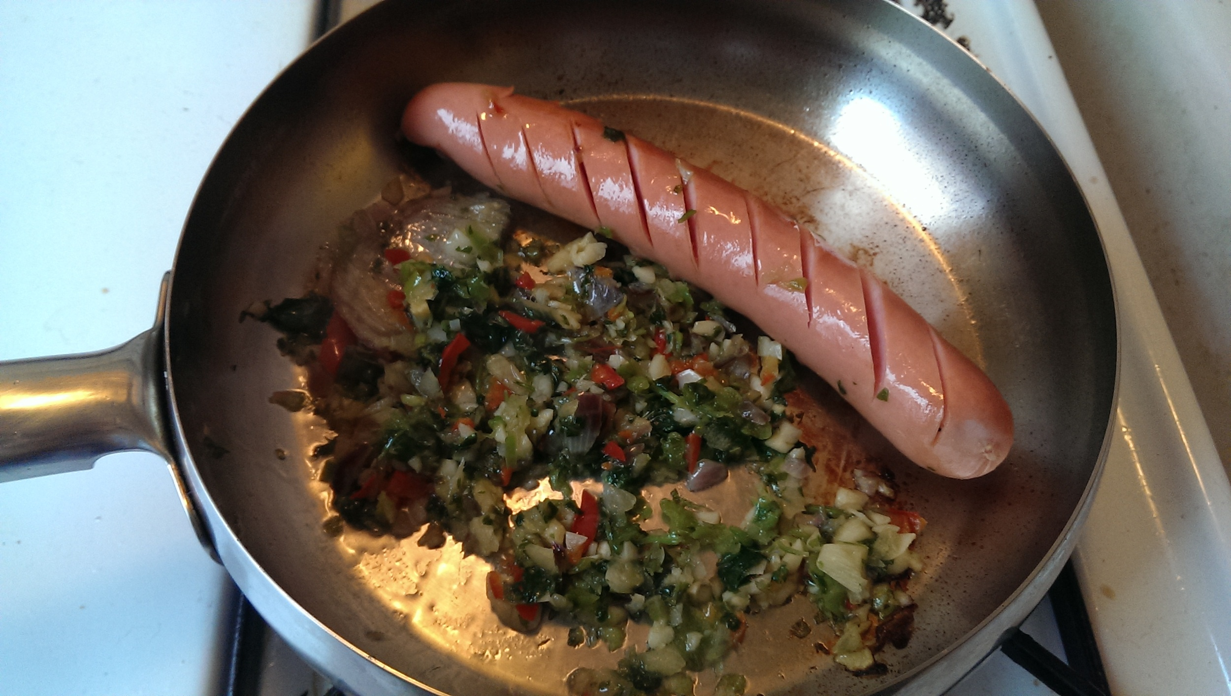 sunday hot dog 2