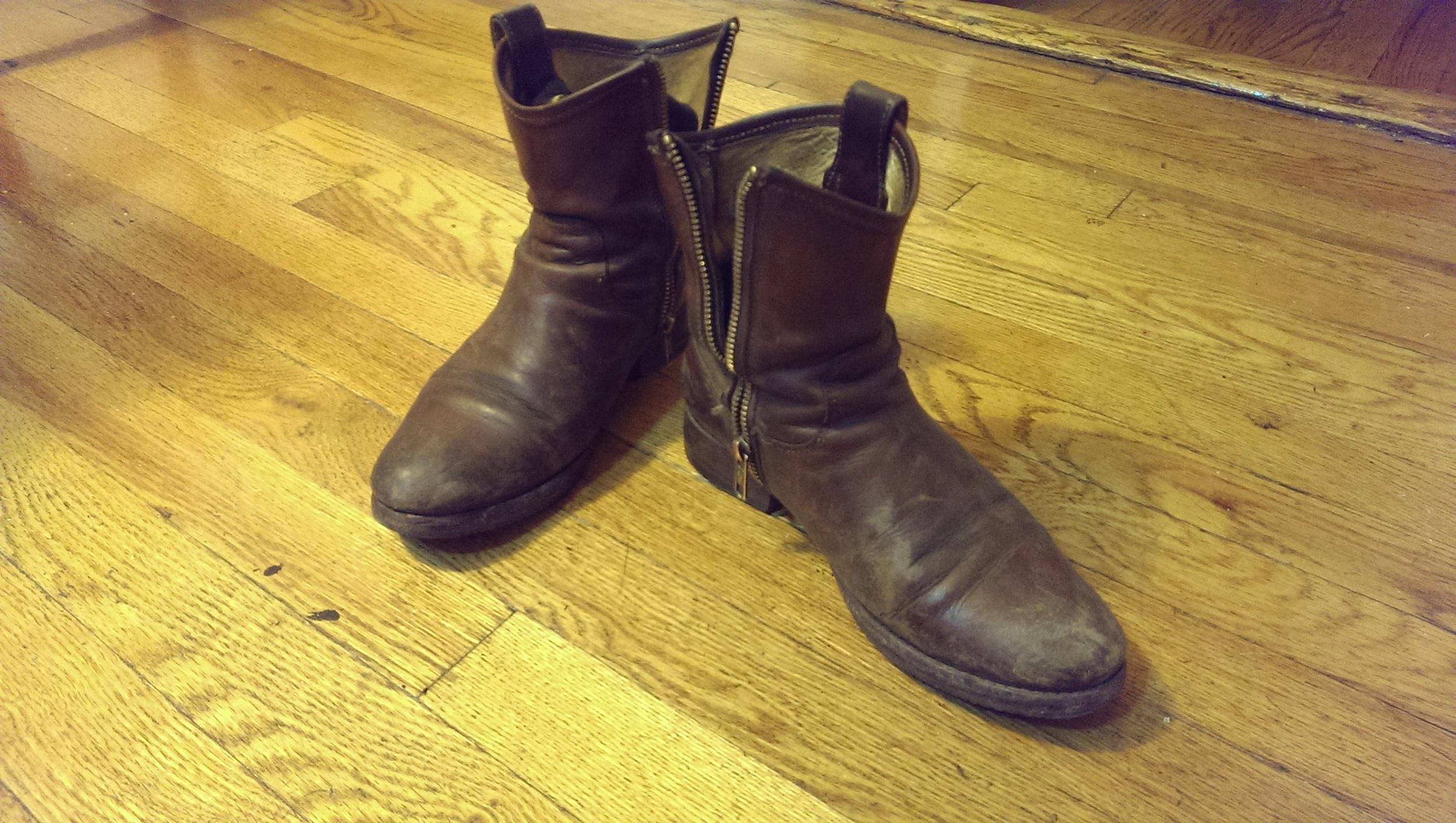 grateful walking boots