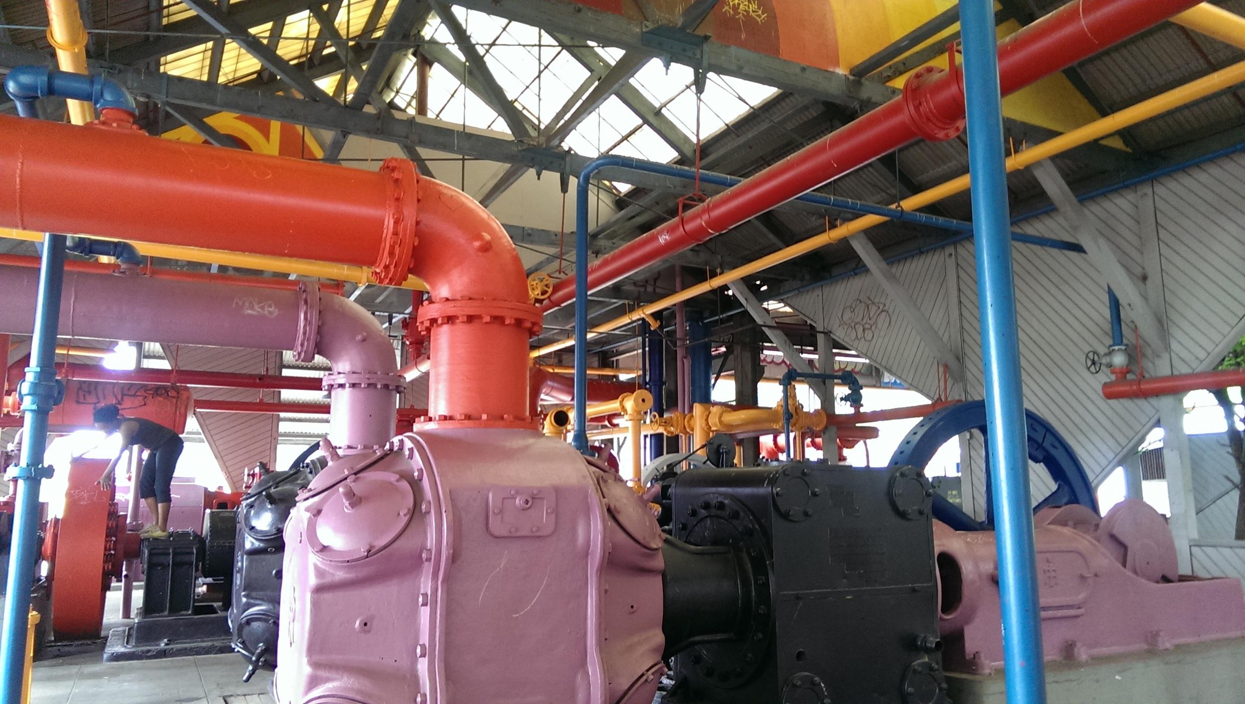 25 - Gasworks Interior