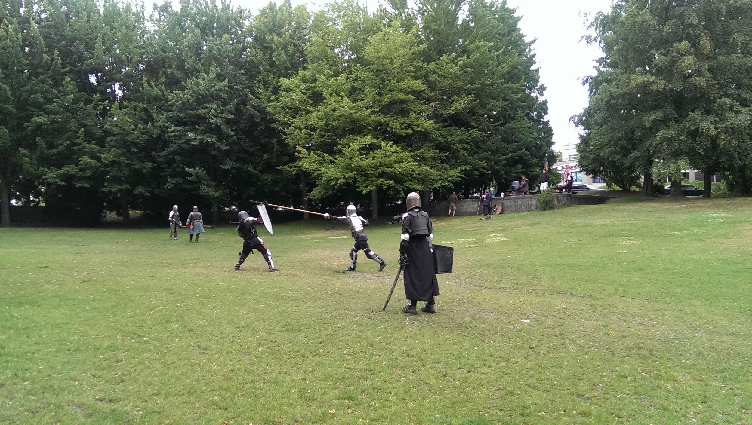 26 - Medieval Battle