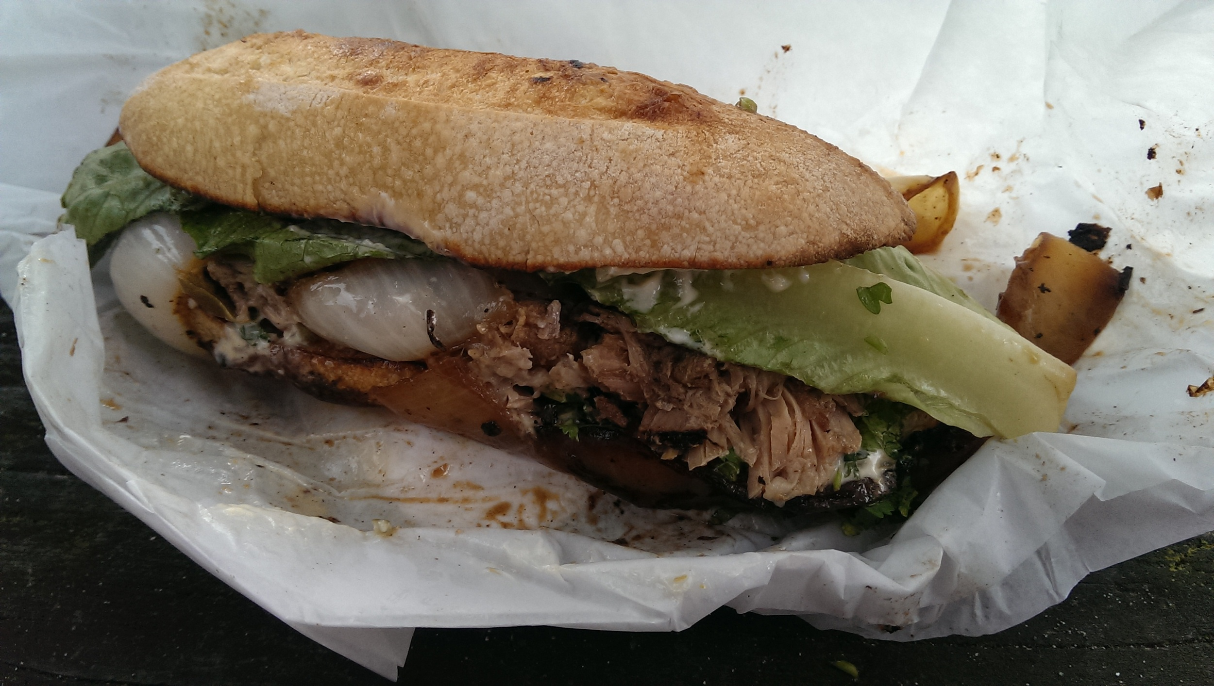 29 - Pork Sandwich from Paseo