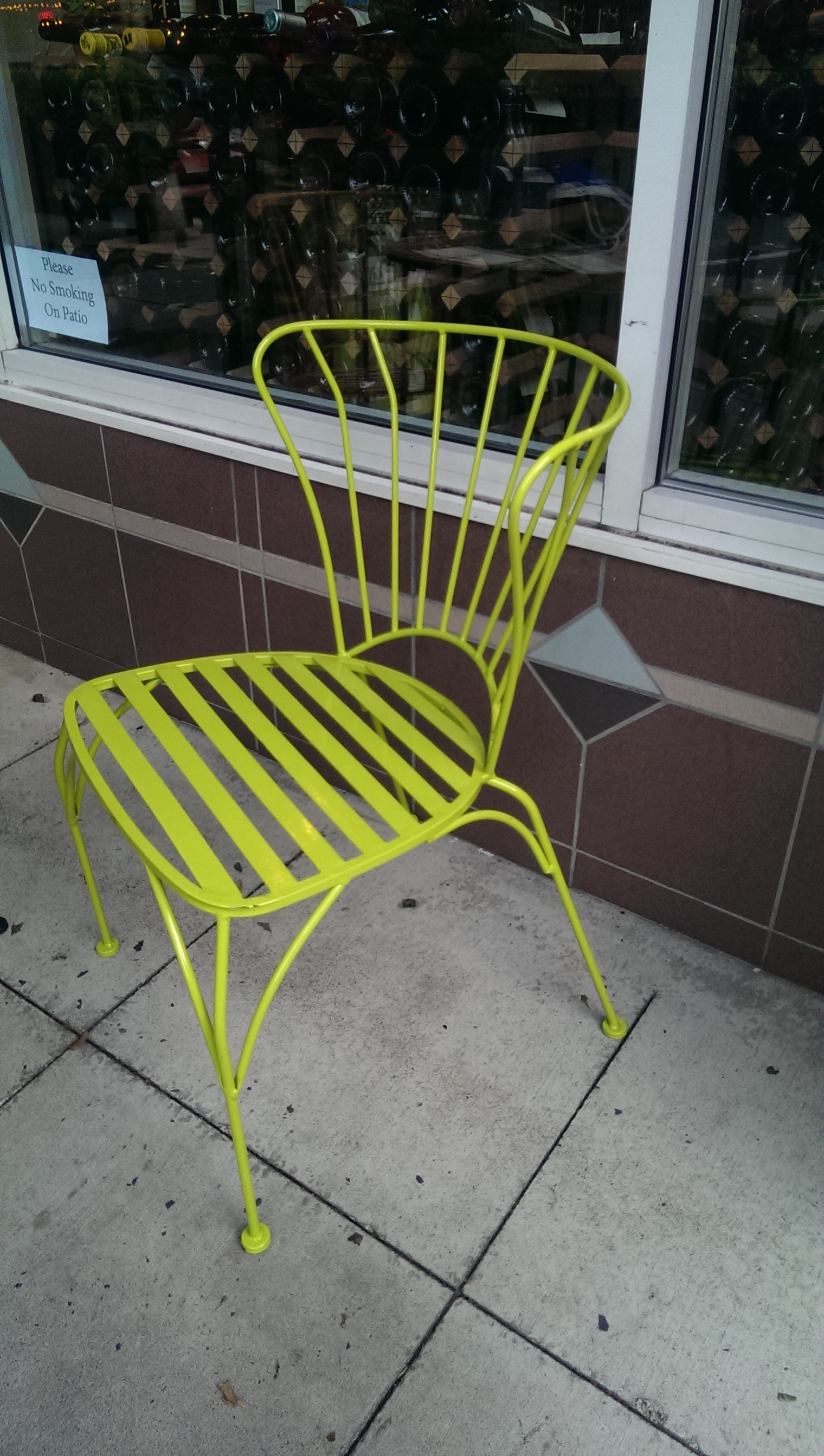 46 - very comfortable chair