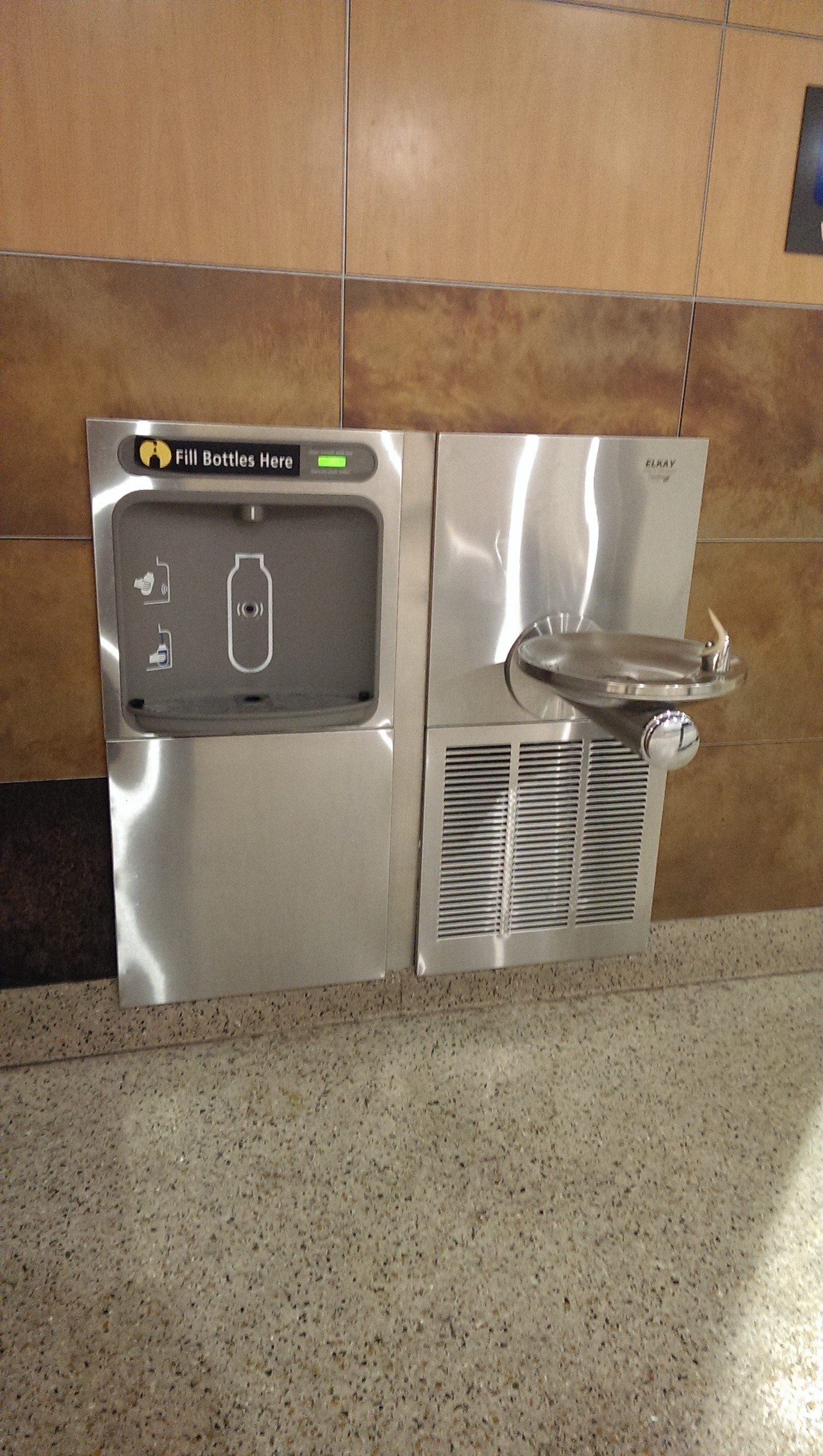 48 - airport water station!