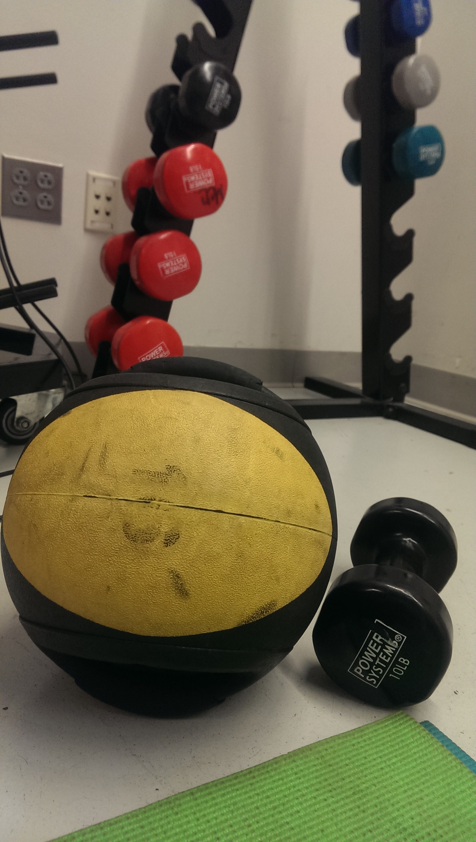 workout workout!