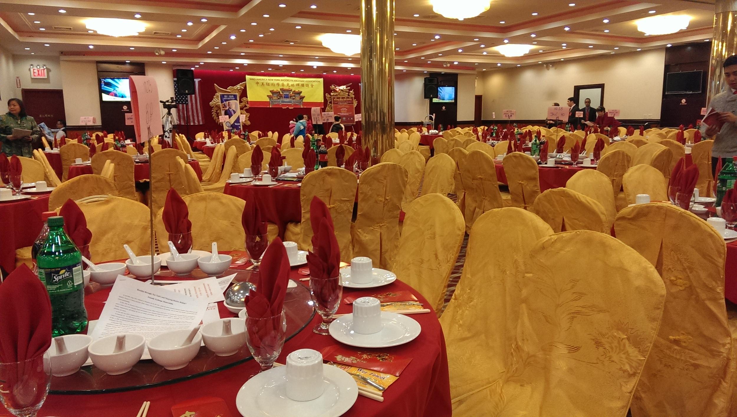 belated chinese new year celebration