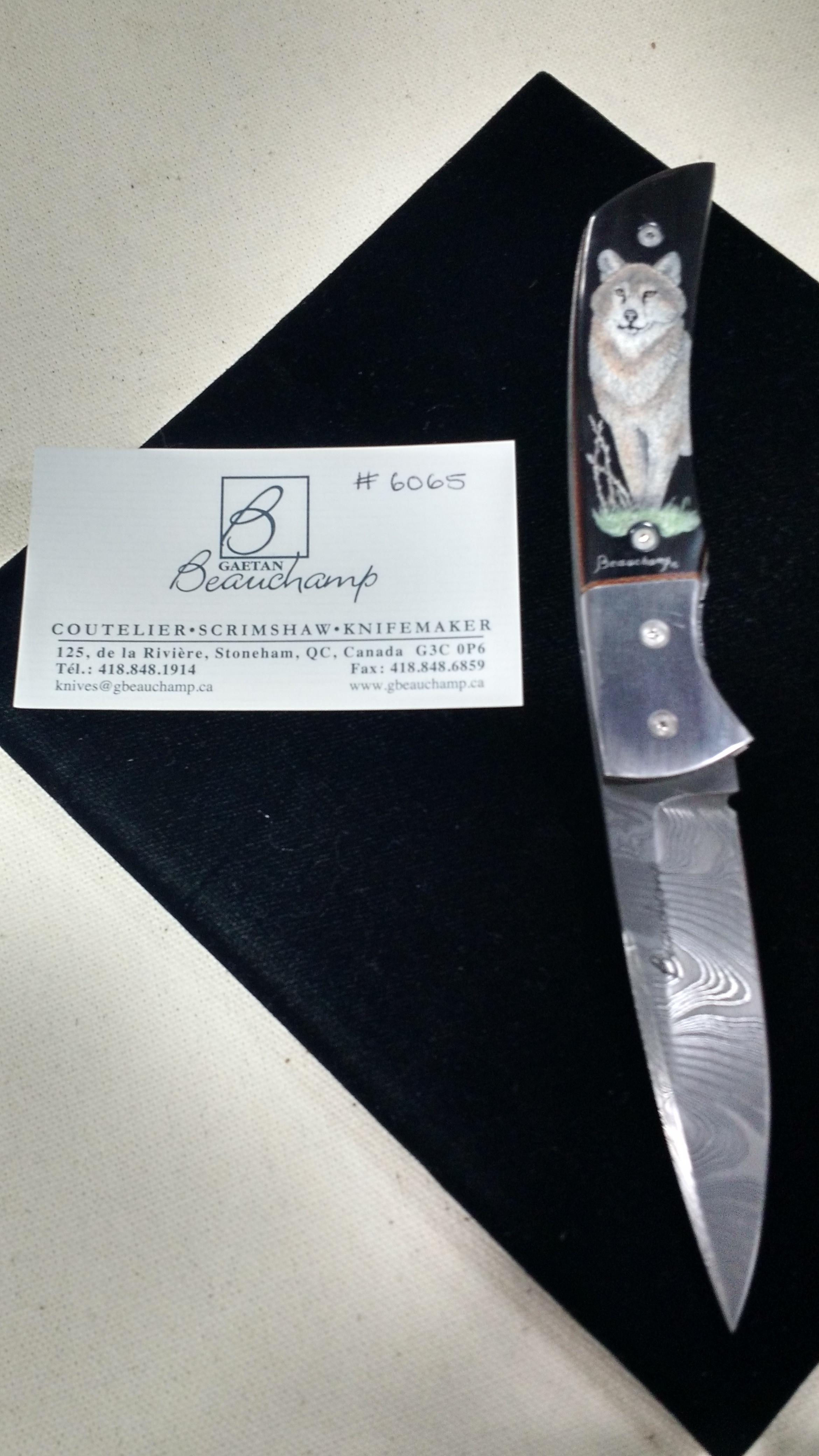 DAY 2 TRADESHOW KNIFE ARTISAN VIEW 2