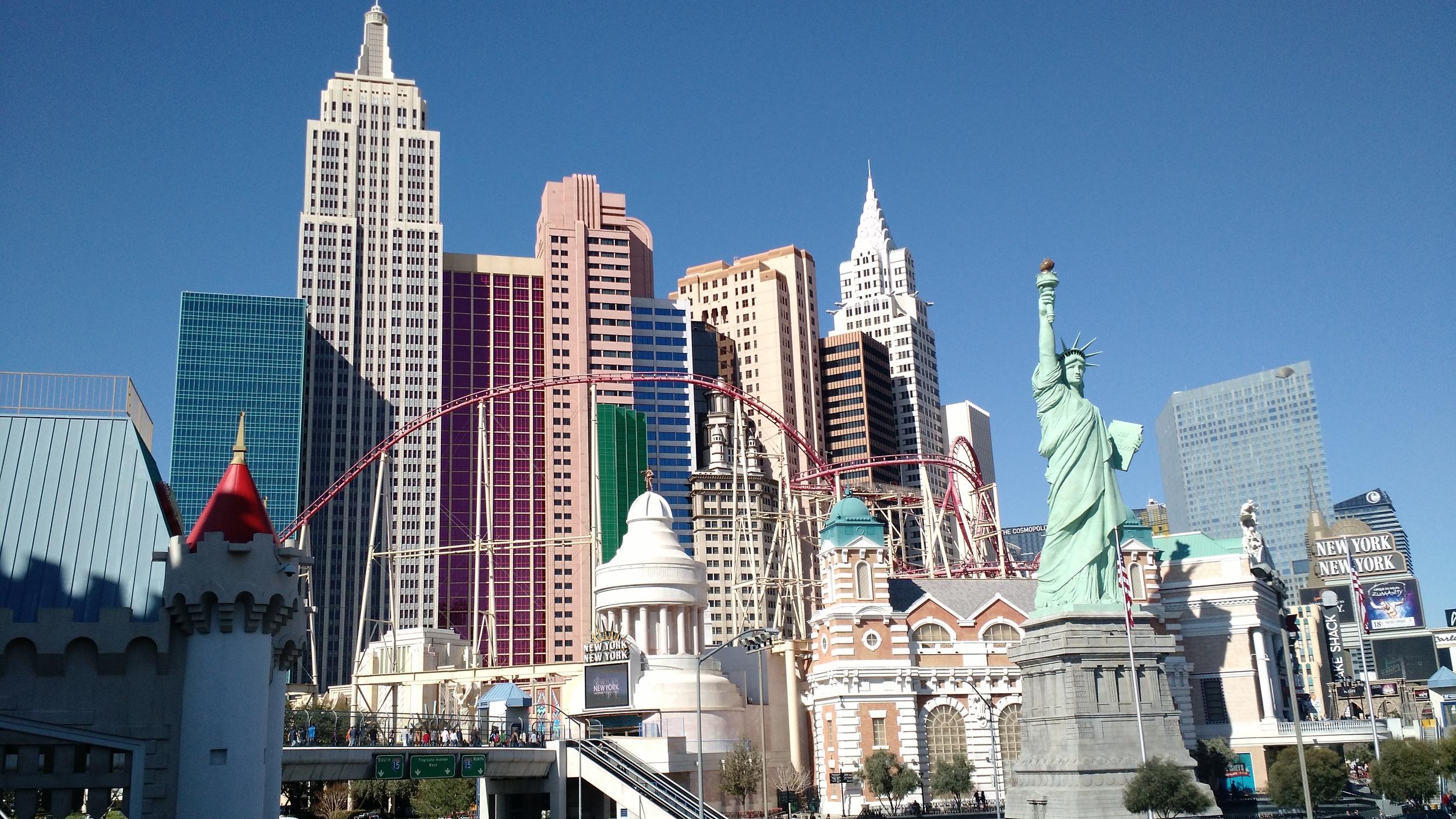 DAY 4 WALK NEW YORK HOTEL VIEW 1