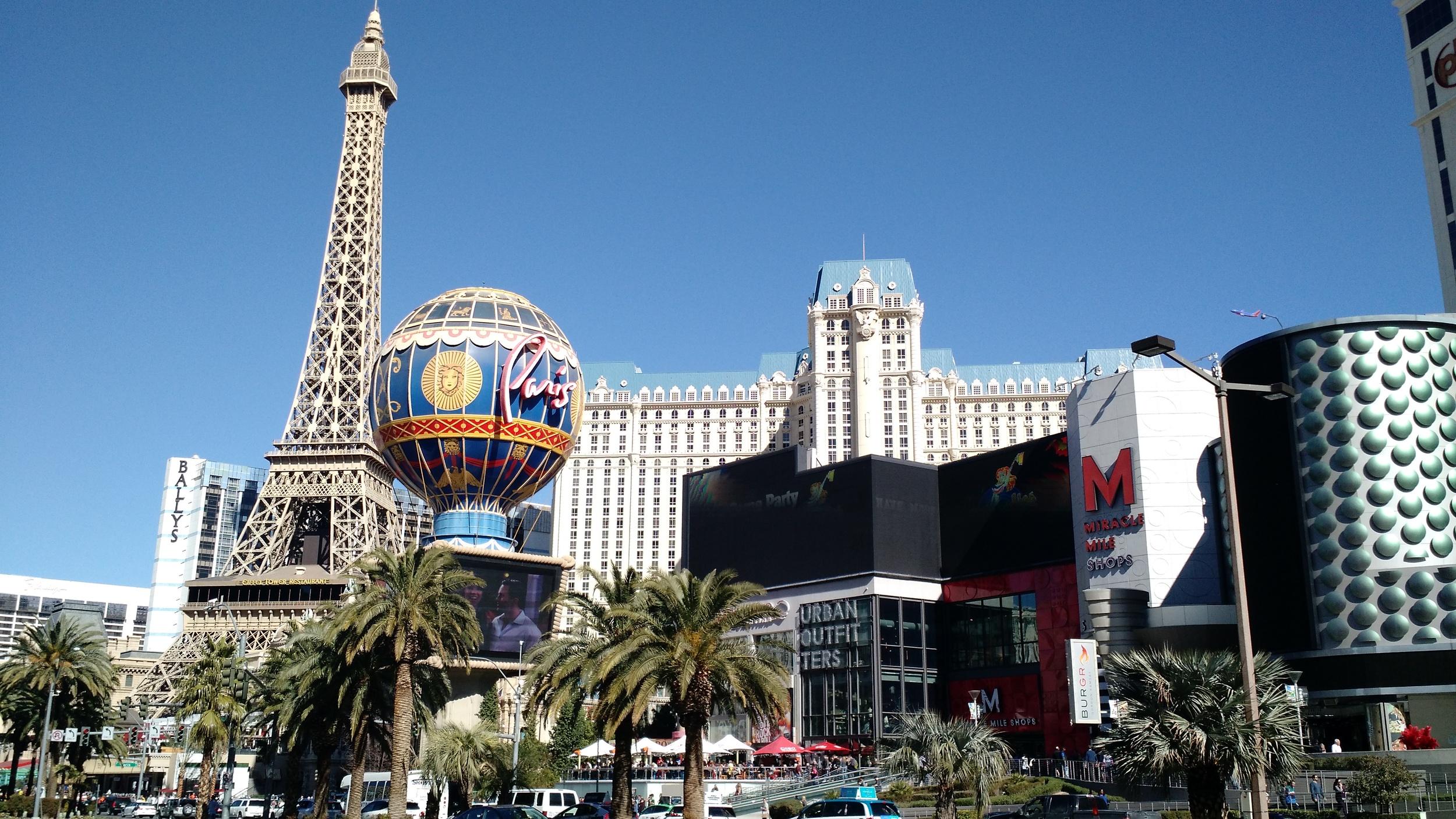 DAY 4 WALK PARIS HOTEL