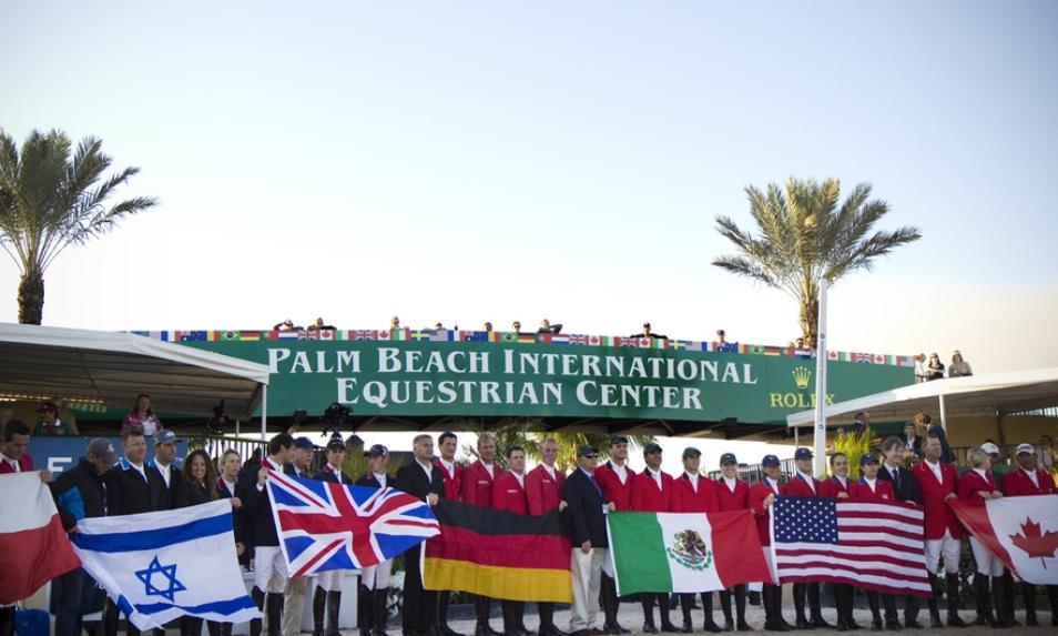 Making History at 2014 US Nations Cup