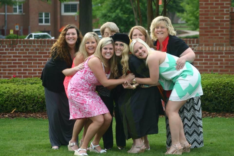 The girls in my family :) :)