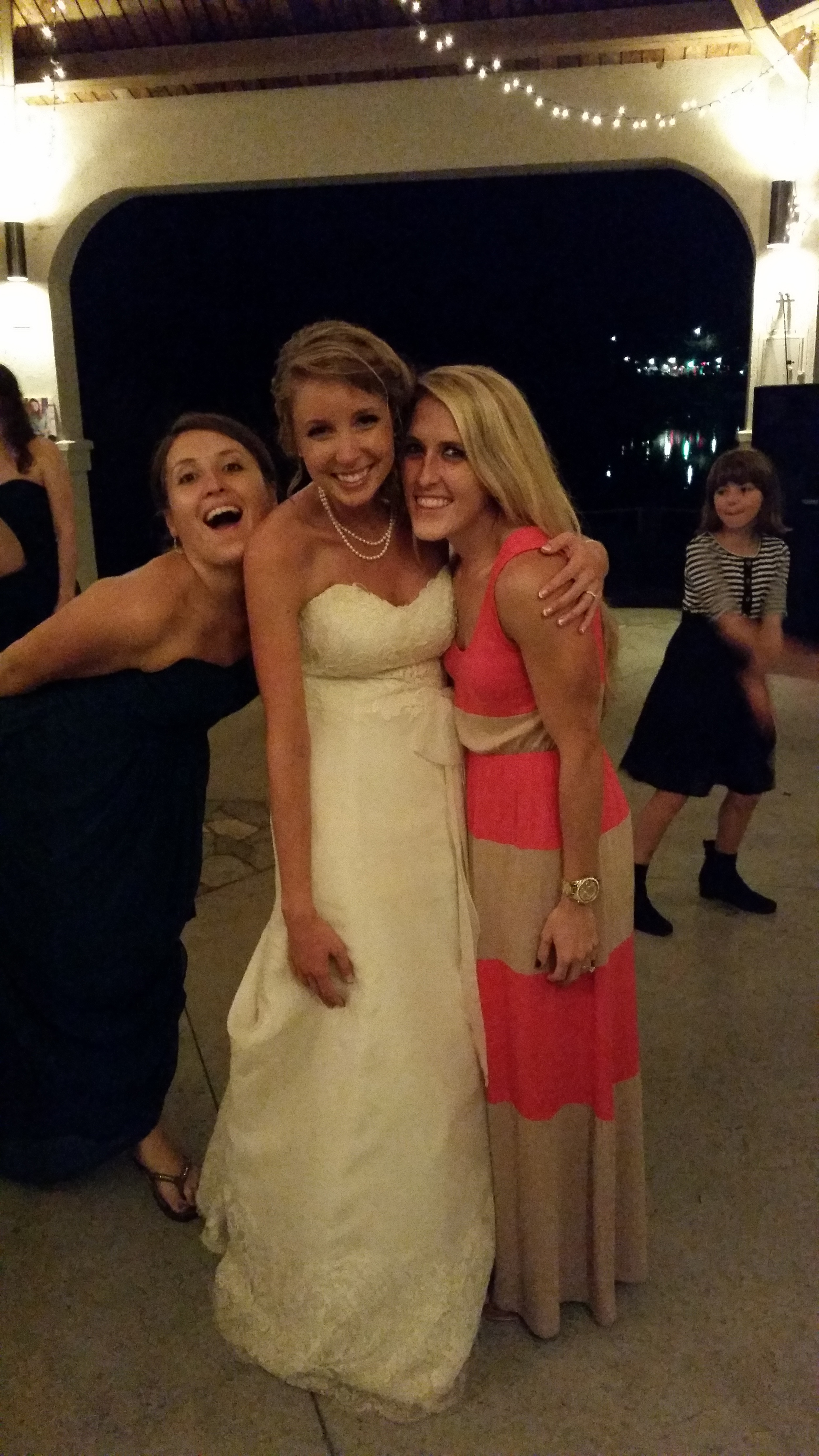 Best Fransss <3 Love these two so so much and so glad I was able to be home for Kayla's wedding!!!!