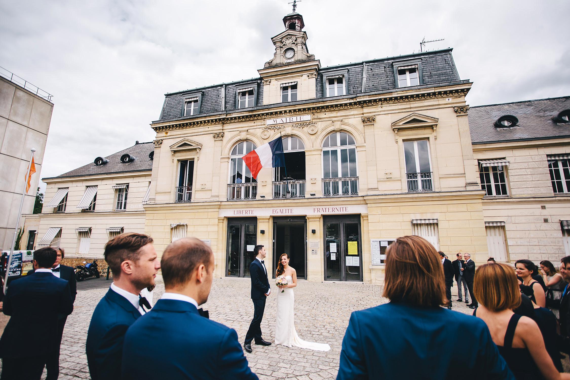 Mairie d'Orsay