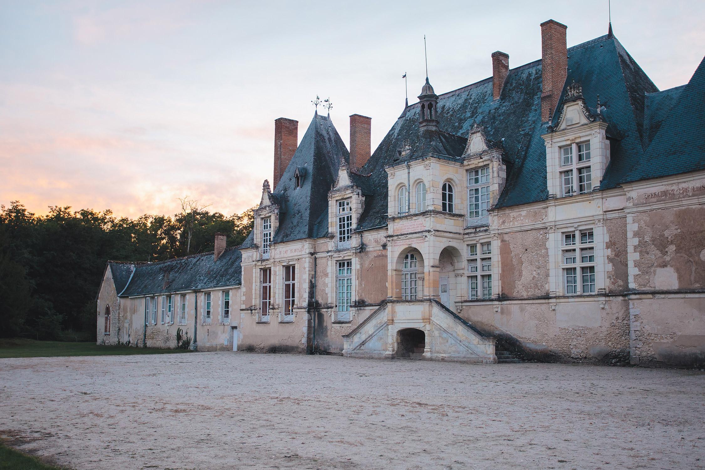 Chateau de villesavin mariage