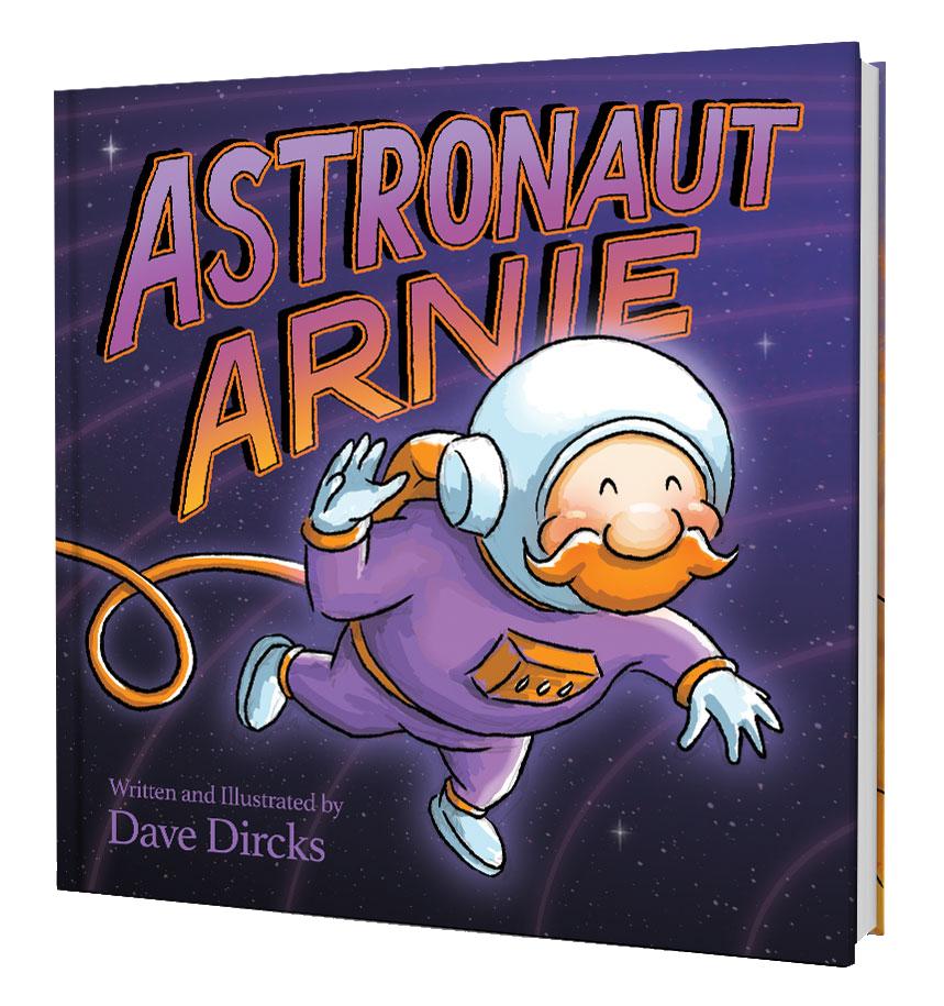 Astronaut Arnie