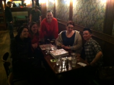 wWw Twin Cities Chapter at the Muddy Pig in St. Paul