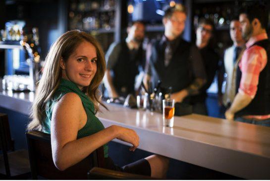 Kate Simmie, wWw Toronto Chapter President.  Photo Credit: MELISSA RENWICK / TORONTO STAR
