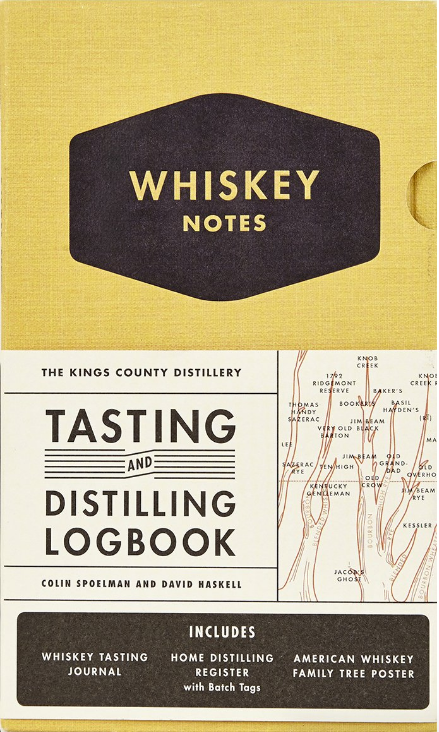 Whiskey Notes  // Kings County Distillery