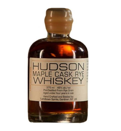 Hudson Maple Cask Rye // Mash & Grape