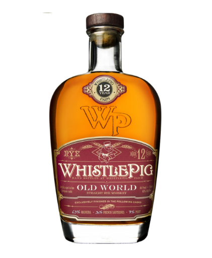 WhistlePig Old World Limited Release Rye //Mash & Grape
