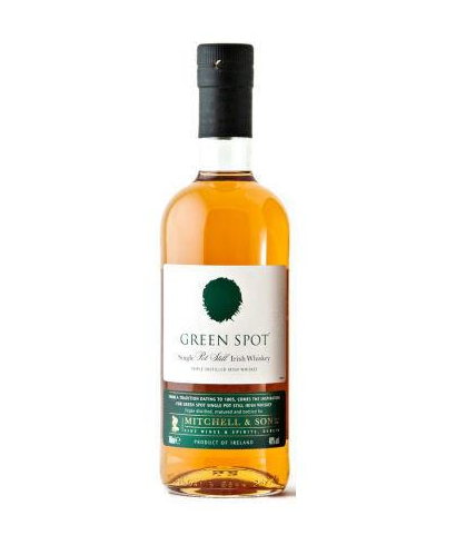Green Spot  // Mash & Grape