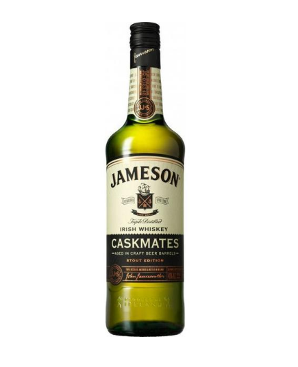Jameson Caskmates Stout Edition  // Mash & Grape