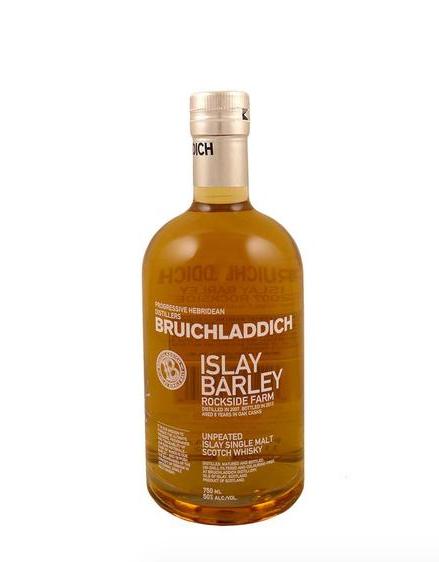 Bruichladdich Islay Barley Single Malt Scotch  // Mash & Grape